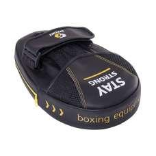 Лапа E 602-2 боксерская, кожзам