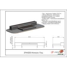 Мануал Пэд SPM200