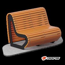 Скамейка парковая Вариант ARLS010