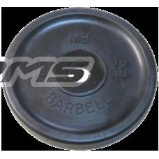 Диск BARBELL Евро-классик 10 кг MB-PltBE-10