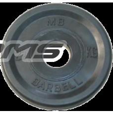 Диск BARBELL Евро-классик 2,5 кг MB-PltBE-2,5