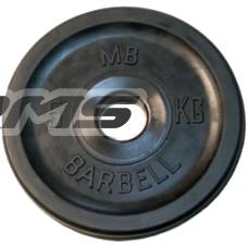 Диск BARBELL Евро-классик 5 кг MB-PltBE-5