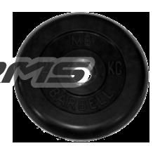 Диск BARBELL Стандарт 2,5 кг MB-PltB50-2,5