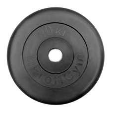 Диск обрезиненный ProfiGym 31 мм