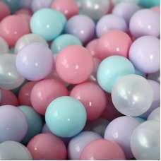 Набор шариков для сухого бассейна 150 шт Romana Airball
