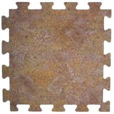Будо-мат с креплением ласточкин хвост, рисунок с одной стороны, толщина 10мм