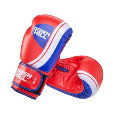 Перчатки боксерские Knockout BGK-2266, 8-14oz, к/з