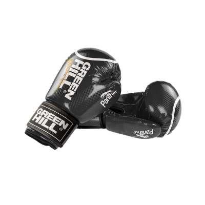 Перчатки боксерские Panther BGP-2098, 10-12 oz