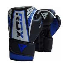 Перчатки боксерские KIDS JBG-1U SILVER/BLUE JBG-1U, 4oz