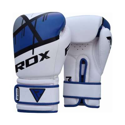 Перчатки боксерские BGR-F7 BLUE BGR-F7U, 8 oz