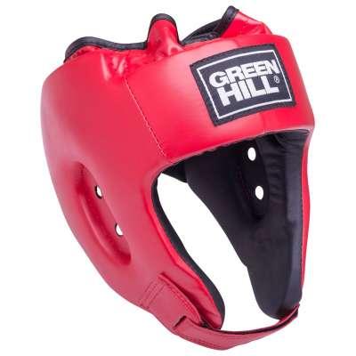 Шлем открытый Alfa HGA-4014, кожзам