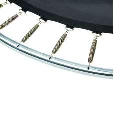 Батут Clear Fit ElastiqueHop 8Ft (244см) с внутренней сеткой