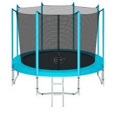 Батут Clear Fit ElastiqueHop 14Ft (427см) с внутренней сеткой и лестницей