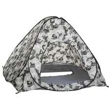 Палатка зимняя автомат, дно на молнии, 1,8 × 1,8 м