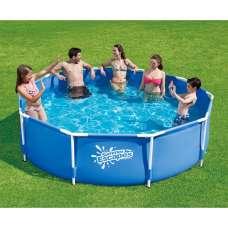 Каркасный бассейн Polygroup Summer Escapes P20-1042 (круг) 3,05х1,07м, без насоса