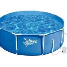 Каркасный бассейн Polygroup Summer Escapes 366х91 см (фильтр-насос) P20-1236-A