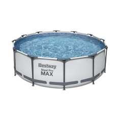 Каркасный бассейн Bestway 56260, 366х100 см, фильтр-насос