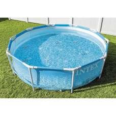 Каркасный бассейн INTEX 28206, 3,05х0,76м