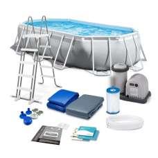 Каркасный бассейн INTEX 26796, 5,03х2,74х1,22м, полный комплект
