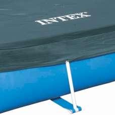 Тент Intex 28038 для прямоугольного каркасного бассейна 300х200см