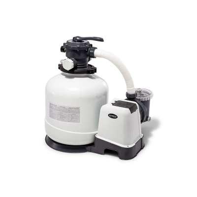 Песочный фильтр-насос 10.0м3/ч, Intex 26652