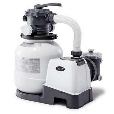 Песочный фильтр-насос 6.0м3/ч, Intex 26646