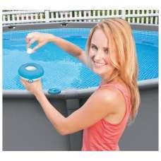 Дозатор 12,7см плавающий для бассейна Intex 29040