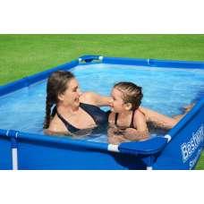 Каркасный бассейн Bestway Steel Pro 56403, 259х170х61 см