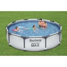 Каркасный бассейн Bestway 56406, 305х76 см