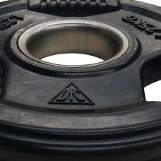 Диск обрезиненный DFC, с хватом, 51 мм