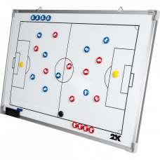 Тактическая доска для футбола 2K Sport 60х90