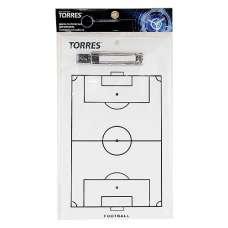Тактическая доска для футбола Torres TR1002S
