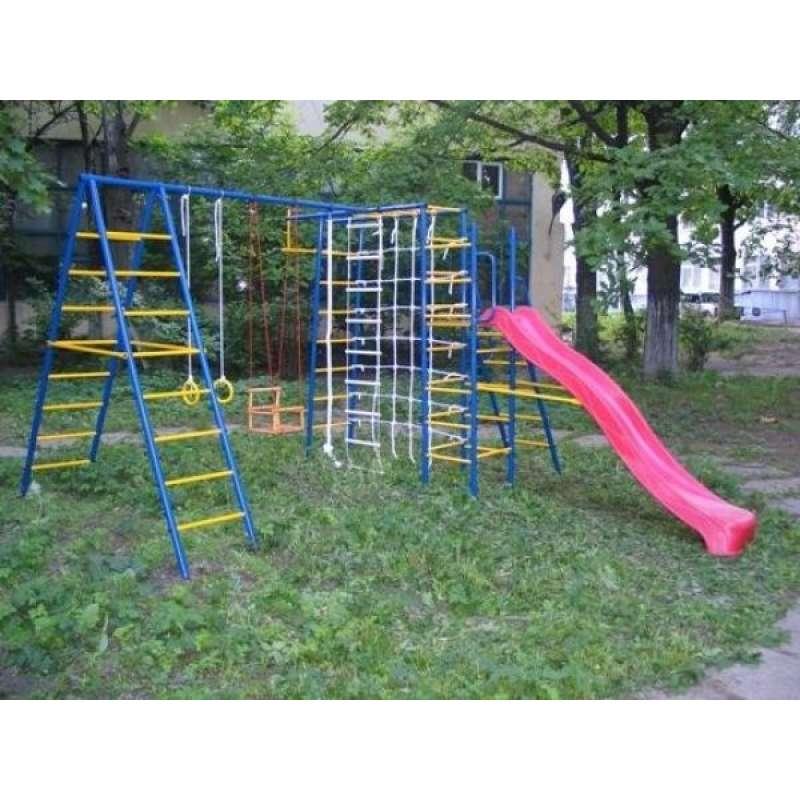 Купить Уличный детский спортивный комплекс Kampfer Total Playground ... 9def2a8c1ce