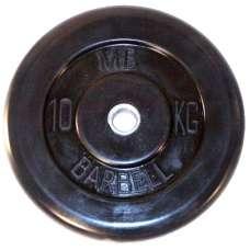 Диск обрезиненный литой MB 26 мм