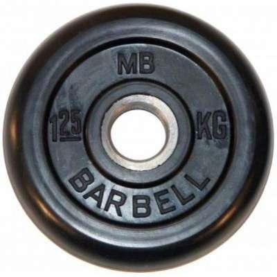 Диск обрезиненный литой MB 51 мм