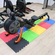 Маты - пазлы для фитнесса и тренажеров, 1 элемент