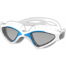Очки для плавания Magnum GS20-WHBL Anti-fog SR (Белый/Синий)
