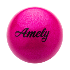 Мяч для художественной гимнастики AGB-103 19 см