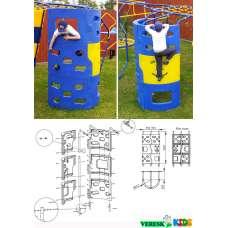 """Детский спортивный комплекс """"вереск"""" модель №2"""