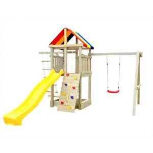 Для уличной детской площадки