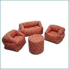 Мягкая мебель «Пушок» с гранулами