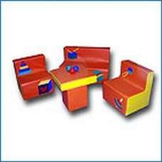 Комплект мягкой игровой мебели «Крошка»