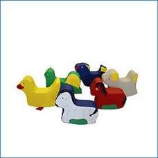 Безопасные детские кресла - животные