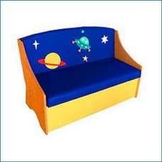Диван «Космос» (деревянный каркас)