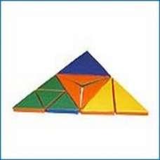 Головоломка «Треугольники»