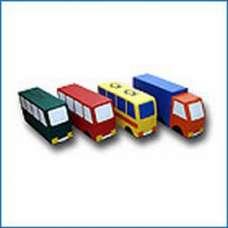 Машина (грузовик, автобус, троллейбус, трамвай в ассорт.)