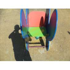 Качалка на пружине рм п-016