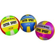 Мяч волейбольный из искусственной кожи УС №5