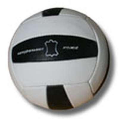 Мяч футбольный 18-ти дольный из натуральной кожи УС №5