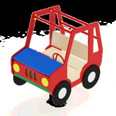 Игровая форма ИФ 101 Машинка